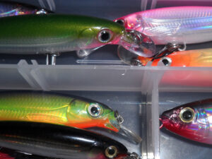 Spring Colors. Checking tackle and taking stock of what's needed for the next season is a winter ritual for many anglers which starts as January fades to February.